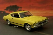 1968 68 CHEVY CHEVELLE SS 1/64 SCALE DIORAMA REPLICA DISPLAY COLLECTIBLE MODEL