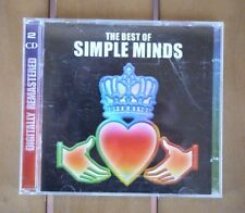 The BEST of SIMPLY MINDS. 2 CDs and Digitally Remastered! 32 TRACKS!