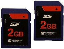 Panasonic Lumix DMC-FZ28 Digital Camera Memory Card 2 x 2GB SD Card 1 Twin Pack