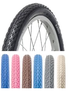 hellblau Fahrrad Mantel Außen Reifen Ortem M1500 18 x 2,00 50 355