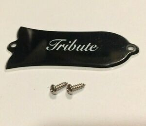 Genuine Original Gibson Les Paul Tribute Truss Rod Cover Plate