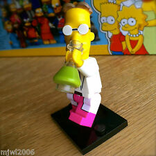 LEGO 71009 THE SIMPSONS Minifigures PROFESSOR FRINK #9 SERIES 2 SEALED Minifigs