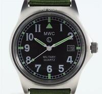 MWC G10 LM Military Watch (Olive Green Strap)