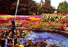 Mönchengladbach , Bunter Garten ,Ansichtskarte,1966 gelaufen