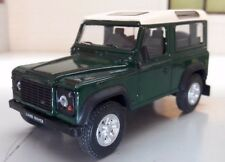 Land Rover Defender 90 Estación SWB TDI TD5 Oxford Cararama Escala 1:43 VERDE