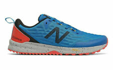 New Balance Mens Nitrel V3 Trail Running Shoes Blue/Black All Terrain Trainers