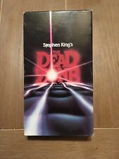 Stephen King's The Dead Zone VHS (1993, Paramount Pictures release)