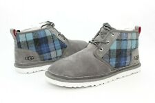 UGG for Men Neumel Surf Plaid Pendleton Wool Suede Boots US Size 11 Men