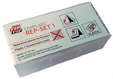 Rema TipTop 5523001 camplast Reparación Juego acampada Mini Kit 4 PARCHES +