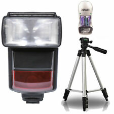 e-TTL Speedlite Flash with Accessory Kit For Canon T5 , T5i , T6 and T6i