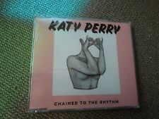 Katy Perry Chained To The Rhythm RARE CD Single Sealed