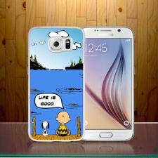 Fundas y carcasas brillantes de color principal marrón para teléfonos móviles y PDAs Samsung