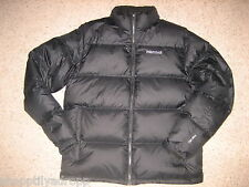 Marmot Mens Ouray Down Jacket 700 Fill Black L
