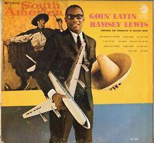 "RAMSEY LEWIS ""GOIN' LATIN"" LATIN JAZZ BOOGALOO 60'S LP CADET 790"