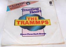 The Trammps Trusting Heart 1974 Philly Int  Northern Soul  Import PS 45rpm VG++