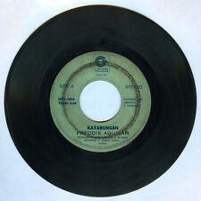 Philippines FREDDIE AGUILAR Katarungan OPM 45 rpm Record