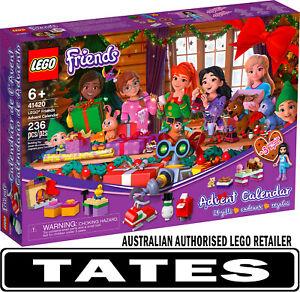 LEGO 41420 Advent Calendar - Friends  2020 from Tates Toyworld