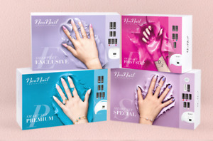 Christmas Manicure Gift Sets from NEONAIL All Sets, UV Hybrid Lamp, Nail Drill