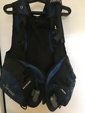 Sherwood Genisus womans bcd size med, excellent condition, only used on 8 dives
