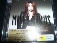 Miley Cyrus Can't Be Tamed Limited CD DVD ft 02 Arena London Full Live Concert