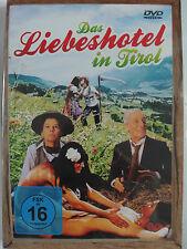 Das Liebeshotel in Tirol - Erotik Komödie Österreich - Franz Antel, Thai Mädchen