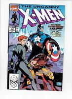 Uncanny X-Men #268 1990 Jim Lee Chris Claremont