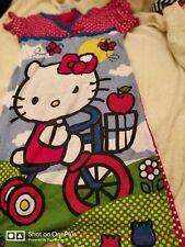 Lovely Girls Hello Kitty Fashion Dress Age 3-4 yrs