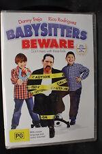 BABYSITTERS BEWARE *Danny Trejo, Rico Rodriguez  - new Region 4 dvd movie