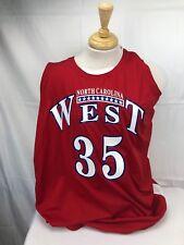 Vintage North Carolina West Basketball Jersey #35 Xxl High School All Star Game