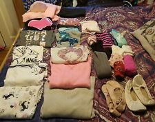 Lot Of Girls Clothes Size 10/12 To 14/16