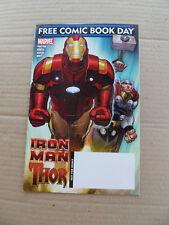 FCBD . Iron Man / Thor . Marvel 2011 . VF