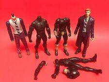 D236 Batman Begins Loose Movie Masters Figures Custom Fodder Parts Legends
