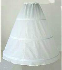 Braut Unterröcke und Reifröcke aus Krinoline