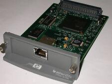 HP jetdirect 620n Print Server Fast Ethernet 10/100 tx Netzwerkkarte j7934a