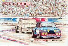 STAMP TIMBRE FRANCE NEUF N° 5205 ** VOITURE ANCIENNE // RENAULT 5 MAXITURBO