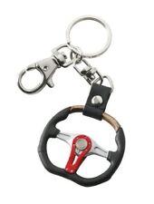 Porte-clés métalliques en argent pour homme