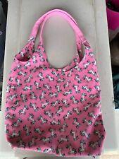 pink unicorn overnight travel beach bag Girls Sleepover