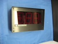 Vorne Industries Digital Display  77/712-0-h-2 new