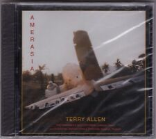 Terry Allen - Amerasia - CD - (Brand New Sealed)