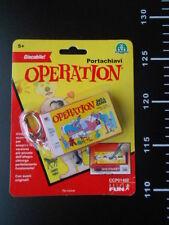Keychan Portachiavi Operation Skill Game Mb ALLEGRO CHIRURGO Giochi Preziosi