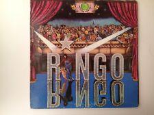 "RINGO STARR ""Ringo"" LP 1973 Apple/EMI SWAL-3413 (The Beatles) Vinyl Record"