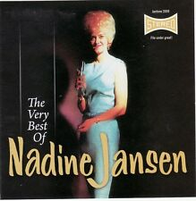 "Excellent Arizona Jazz CD ""The Very Best Of NADINE JANSEN"" 16 groovy tracks A++"