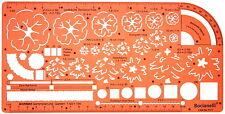 1:50 1:100 scala metrica da giardino Design Piante Paesaggio Layout Modello di disegno