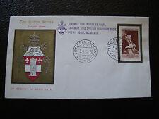 VATICAN - enveloppe 1er jour 3/6/1963 (cy32) (Z)