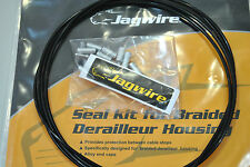 Kit Protection Cables Cambio Jagwire Silver x Sheath da 4mm/PRO HOUSING SEAL