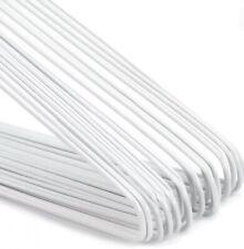 Lotti Da 100 Grucce Appendiabiti Metallo Bianco Promozione Solo Per Settembre