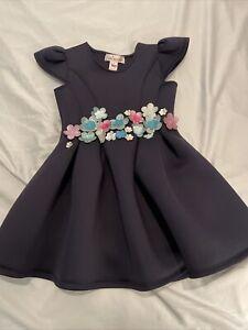 Halabaloo girls size 4 dress