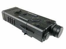Black Battery Box for Airsoft 20mm Rail & 9.6v Ni-MH / 11.1v LiPo