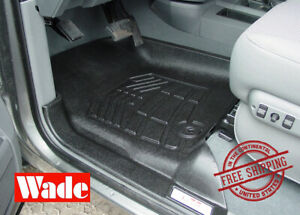 Front Sure-Fit Floor Mats 2003-2008 Dodge Ram 1500/2500/3500 4WD