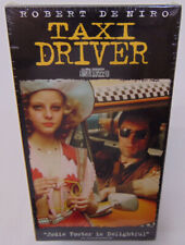 Taxi Driver (Vhs, 1996) Brand New Factory Sealed! Martin Scorsese Robert De Niro